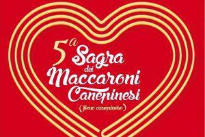 ASPETTANDO LA SAGRA DEL MACCARONE CANEPINESE