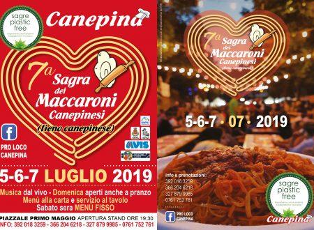 Sagra dei Maccaroni 2019