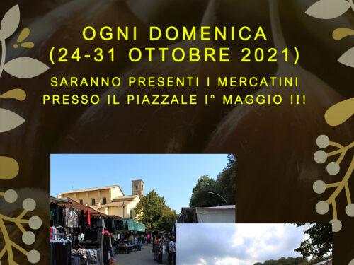 """""""Canepina, XXXIX edizione delle giornate della castagna"""" 24-31 Ottobre… Fiera Mercato nel Piazzale Primo Maggio."""